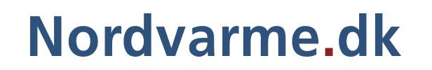 Nordvarme.dk Logo